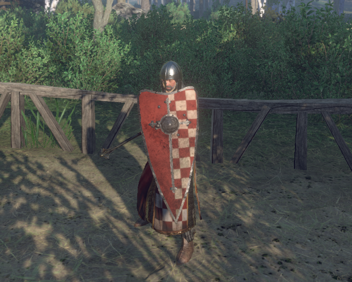 Guardsman's Shield