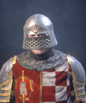 Karleonian Heavy Helm