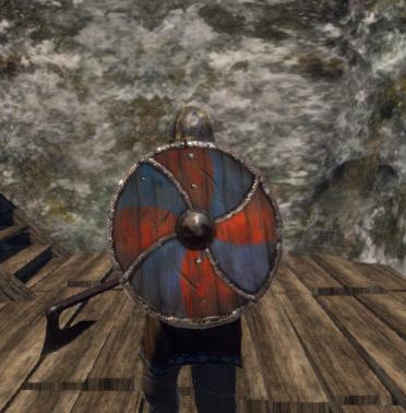 Black Guard's Shield