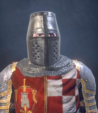 Mercenary's Heavy Helm