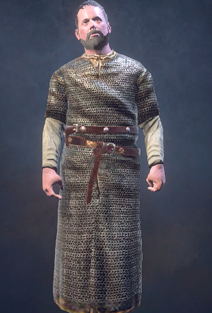 Guardsman's Chainmail