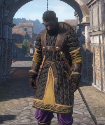Praetorian's Robe