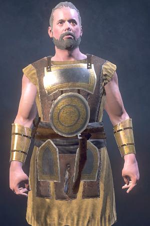 Recruit's Heavy Armour