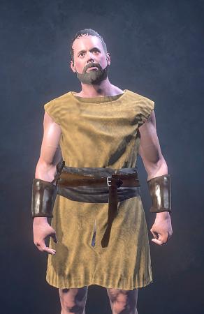 Recruit's Robe