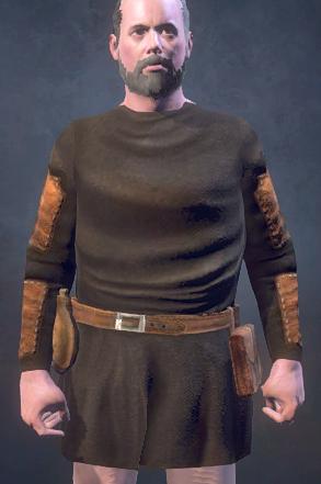 Traveller's Garments